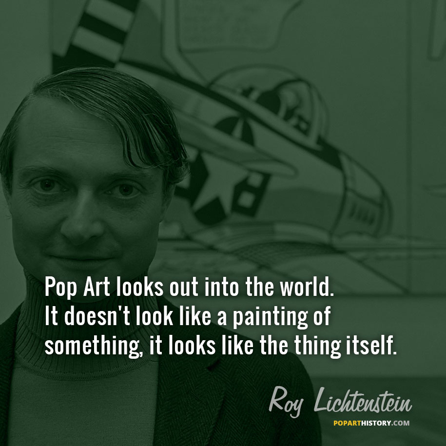 Famous Pop Art Quotes